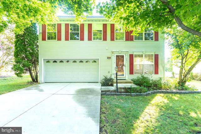 17011 Cass Brook Lane, WOODBRIDGE, VA 22191 (#VAPW498644) :: The Licata Group/Keller Williams Realty