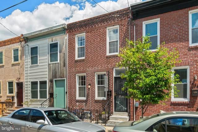 1437 S Chadwick Street, PHILADELPHIA, PA 19146 (#PAPH910516) :: Shamrock Realty Group, Inc