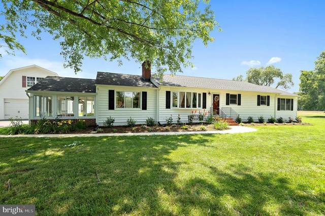 3406 Horn Road, HUNTINGTOWN, MD 20639 (#MDCA177272) :: The Sky Group