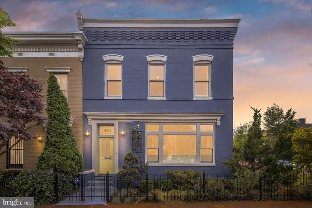 301 11TH Street SE, WASHINGTON, DC 20003 (#DCDC475426) :: Coleman & Associates