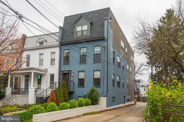 407 Randolph Street NW #1, WASHINGTON, DC 20011 (#DCDC475428) :: CENTURY 21 Core Partners