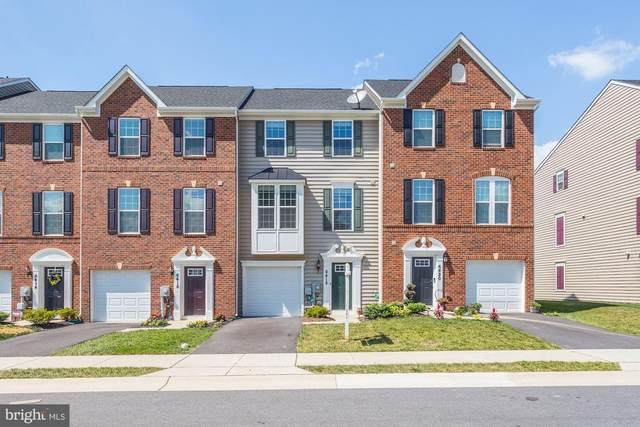 6418 Newton Drive, FREDERICK, MD 21703 (#MDFR266770) :: The Miller Team