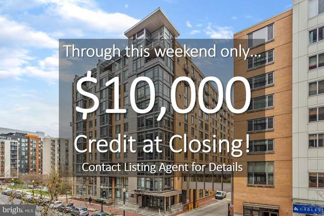 440 L Street NW #1003, WASHINGTON, DC 20001 (#DCDC475432) :: Dart Homes