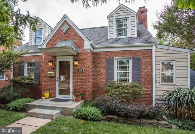 116 S Fenwick Street, ARLINGTON, VA 22204 (#VAAR165310) :: The Matt Lenza Real Estate Team