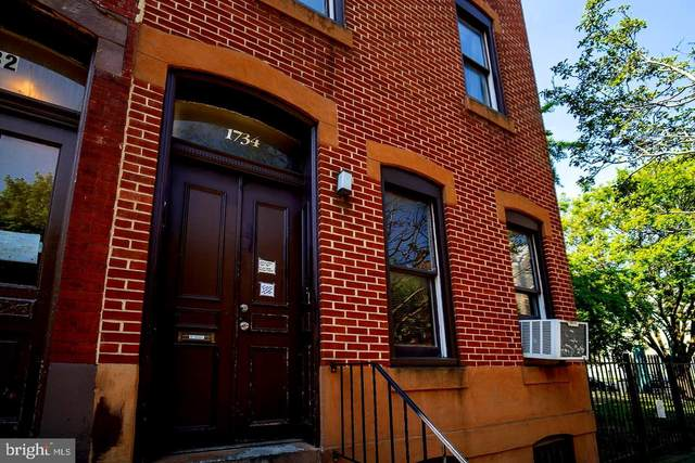 1734 W Diamond Street, PHILADELPHIA, PA 19121 (#PAPH910570) :: Shamrock Realty Group, Inc