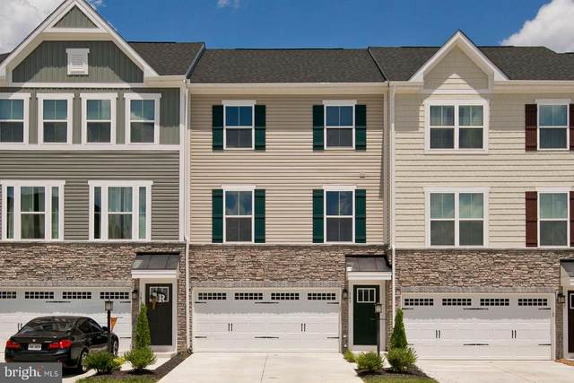143 Burkwood Terrace, LAKE FREDERICK, VA 22630 (#VAFV158398) :: Dart Homes
