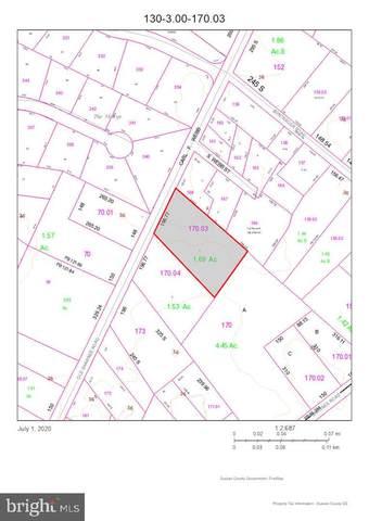 Lot 1 Old Shawnee Road, MILFORD, DE 19963 (#DESU163838) :: REMAX Horizons