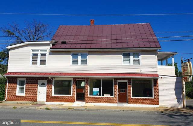 8414 W Main Street, MARSHALL, VA 20115 (#VAFQ166180) :: Dart Homes