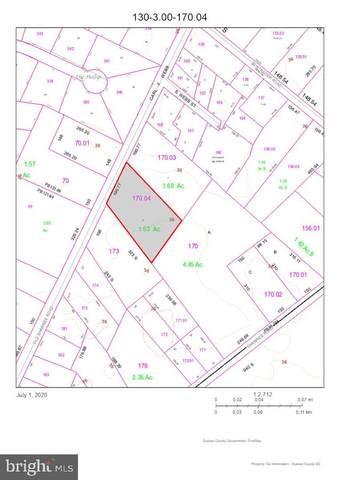 Lot 2 Old Shawnee Road, MILFORD, DE 19963 (#DESU163844) :: REMAX Horizons