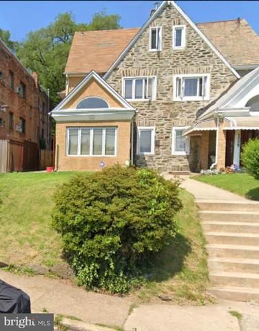 5011 Wissahickon Avenue, PHILADELPHIA, PA 19144 (#PAPH910608) :: Shamrock Realty Group, Inc