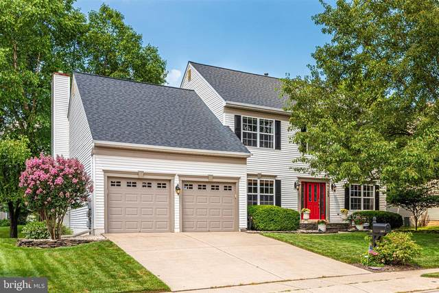 1408 Timberwolf Drive, FREDERICK, MD 21703 (#MDFR266776) :: The Miller Team