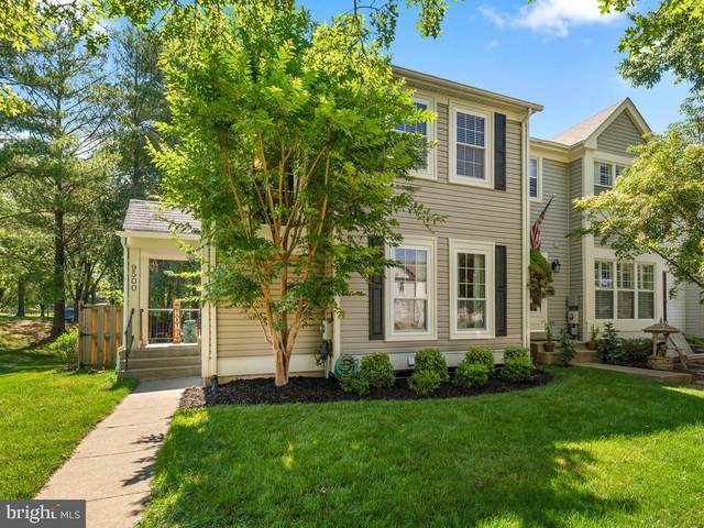 9500 Melrose Square Way, GAITHERSBURG, MD 20882 (#MDMC714480) :: Tom & Cindy and Associates