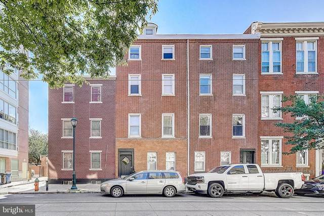 303-5 S 11TH Street #7, PHILADELPHIA, PA 19107 (#PAPH910668) :: Shamrock Realty Group, Inc