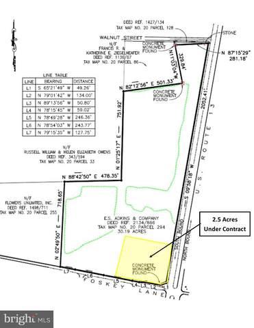 0 Foskey Road, DELMAR, MD 21875 (#MDWC108730) :: Bright Home Group