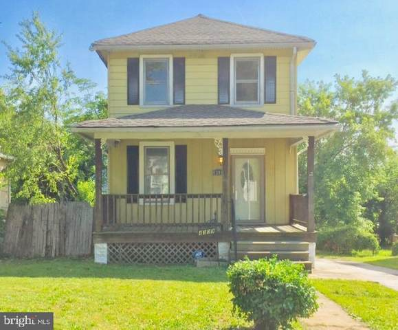 4309 Stanwood Avenue, BALTIMORE, MD 21206 (#MDBA515702) :: Advon Group