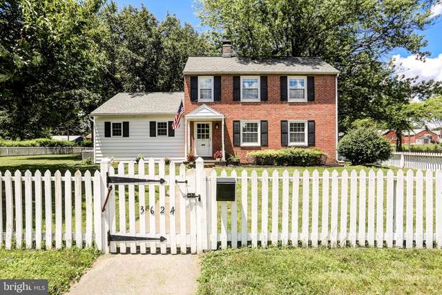 3624 Green Street, HARRISBURG, PA 17110 (#PADA122992) :: The Joy Daniels Real Estate Group