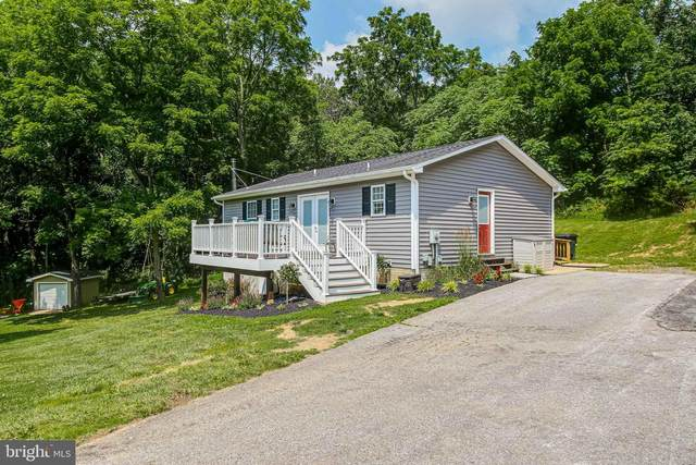 6413 Davis Road, MOUNT AIRY, MD 21771 (#MDCR197786) :: The Bob & Ronna Group