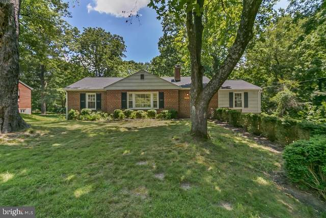 12811 Marlboro Pike, UPPER MARLBORO, MD 20772 (#MDPG573146) :: Larson Fine Properties