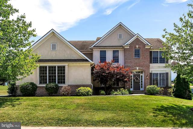 2728 Woodspring Drive, YORK, PA 17402 (#PAYK140790) :: The Heather Neidlinger Team With Berkshire Hathaway HomeServices Homesale Realty