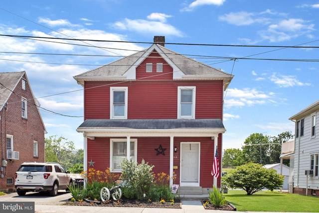 218 N Queen Street, LITTLESTOWN, PA 17340 (#PAAD112142) :: Flinchbaugh & Associates