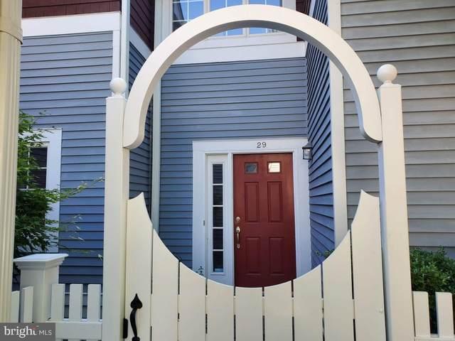 29 Railroad Place #29, PENNINGTON, NJ 08534 (#NJME297916) :: Jason Freeby Group at Keller Williams Real Estate