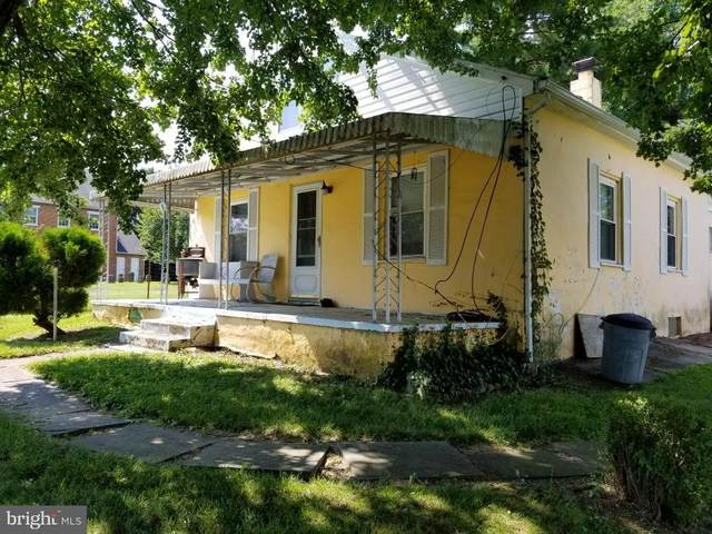 9 E North Alley, NEW MARKET, MD 21774 (#MDFR266782) :: Colgan Real Estate