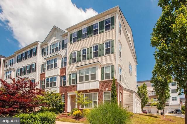 22931 Spicebush Drive #1492, CLARKSBURG, MD 20871 (#MDMC714492) :: Dart Homes