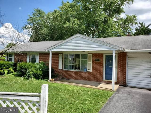 92 Skyview Drive, SHREWSBURY, PA 17361 (#PAYK140794) :: Iron Valley Real Estate