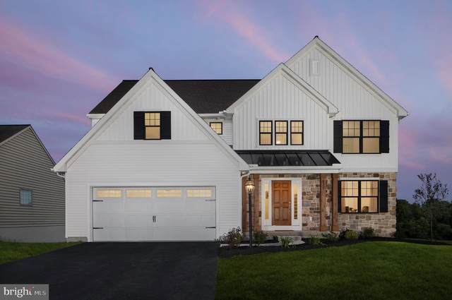 464 Fieldstone Drive, ANNVILLE, PA 17003 (#PALN114544) :: TeamPete Realty Services, Inc