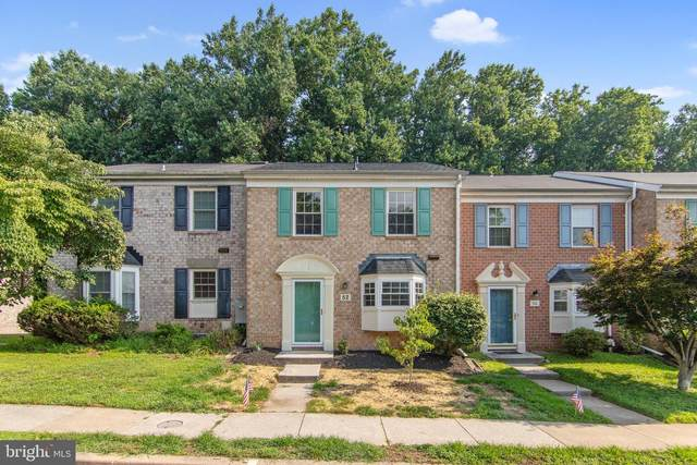 52 Bryans Mill Way, BALTIMORE, MD 21228 (#MDBC498680) :: Network Realty Group