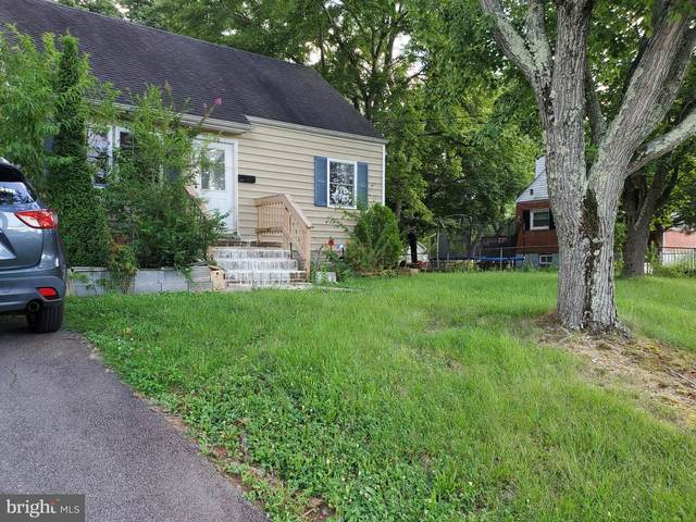 7549 Alleghany Road, MANASSAS, VA 20111 (#VAPW498704) :: Debbie Dogrul Associates - Long and Foster Real Estate