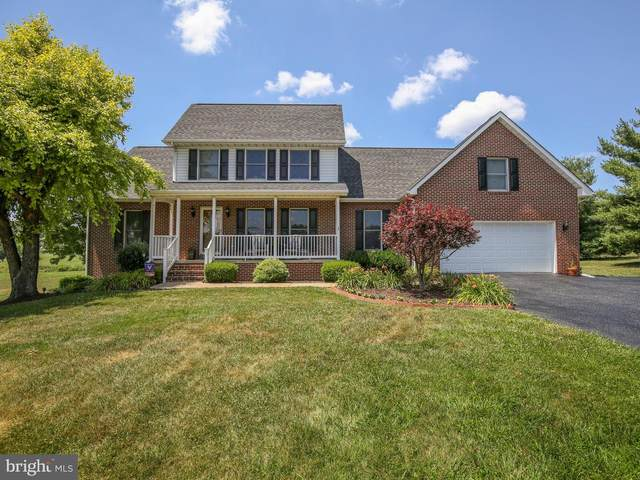 185 Hannah Court, WINCHESTER, VA 22603 (#VAFV158404) :: ExecuHome Realty