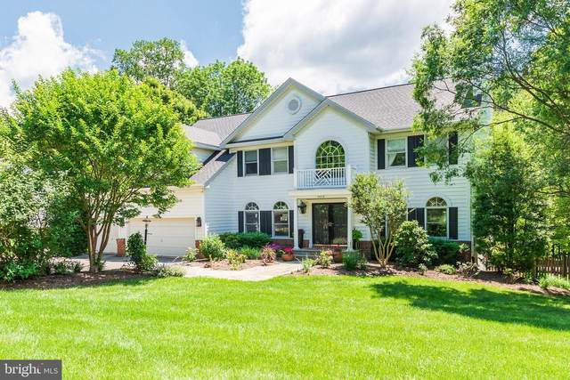 3638 Eltham Way, OWINGS MILLS, MD 21117 (#MDBC498698) :: Great Falls Great Homes