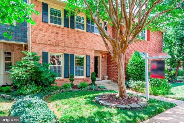 8281 Clifton Farm Court, ALEXANDRIA, VA 22306 (#VAFX1138796) :: Jacobs & Co. Real Estate