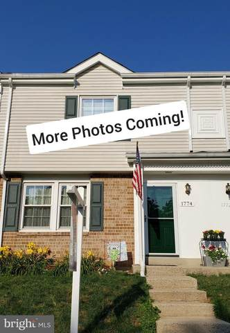 1774 Carriage Way, FREDERICK, MD 21702 (#MDFR266788) :: Ultimate Selling Team