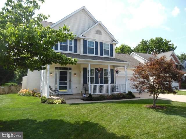 5726 Crestridge Court, FREDERICK, MD 21703 (#MDFR266792) :: Jim Bass Group of Real Estate Teams, LLC