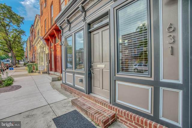 631 S Patterson Park Avenue, BALTIMORE, MD 21231 (#MDBA515736) :: The Redux Group