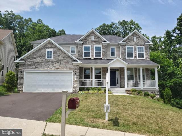 107 Thompson Court, WINCHESTER, VA 22602 (#VAFV158408) :: The Licata Group/Keller Williams Realty