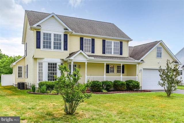 34782 Sandyfield Drive, PITTSVILLE, MD 21850 (#MDWC108732) :: The Bob & Ronna Group