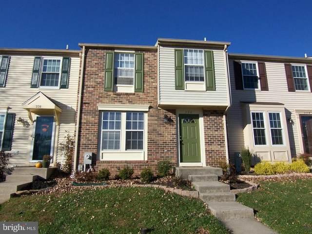 336 Delmar Court, ABINGDON, MD 21009 (#MDHR248776) :: Tessier Real Estate