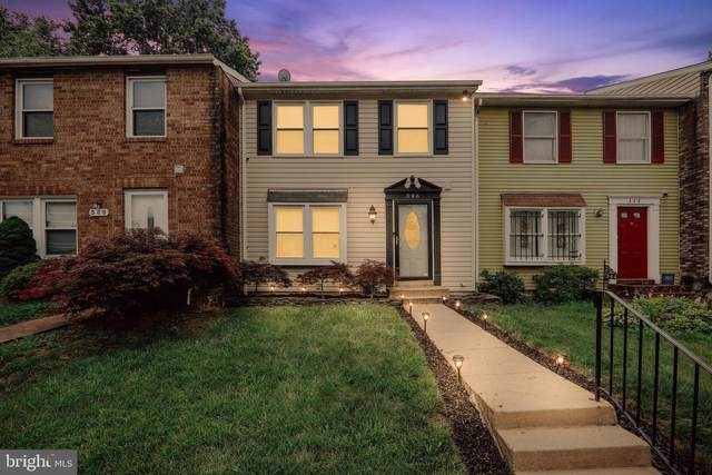 346 Possum Court, CAPITOL HEIGHTS, MD 20743 (#MDPG573168) :: Larson Fine Properties