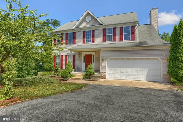 155 Juniper Court, DILLSBURG, PA 17019 (#PAYK140804) :: The Heather Neidlinger Team With Berkshire Hathaway HomeServices Homesale Realty
