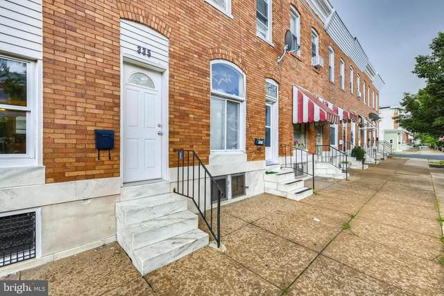 335 S Newkirk Street, BALTIMORE, MD 21224 (#MDBA515754) :: The Bob & Ronna Group