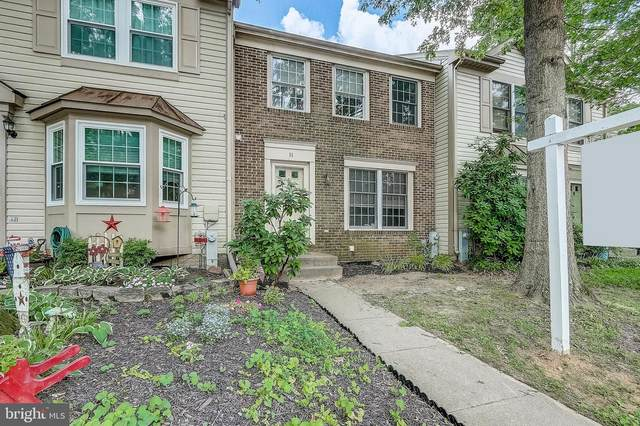 11 Wensley Dale Court, OWINGS MILLS, MD 21117 (#MDBC498738) :: The MD Home Team