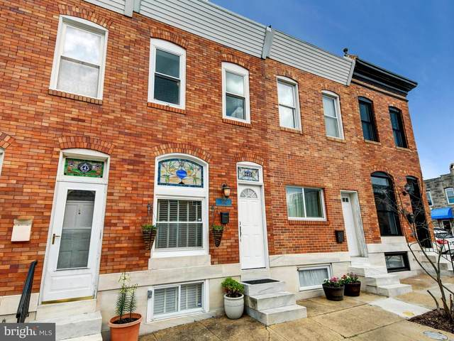 645 S Curley Street, BALTIMORE, MD 21224 (#MDBA515762) :: Bob Lucido Team of Keller Williams Integrity