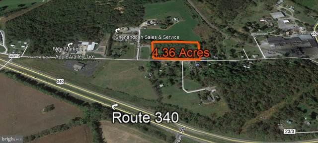 0 Halltown Road, HARPERS FERRY, WV 25425 (#WVJF139318) :: Arlington Realty, Inc.