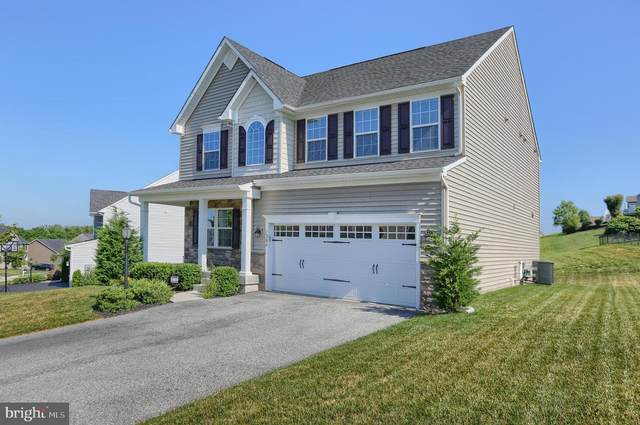 1206 Copper Beech Drive, YORK, PA 17403 (#PAYK140820) :: The Joy Daniels Real Estate Group