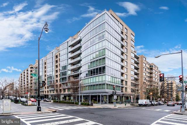 1111 23RD Street NW 4G, WASHINGTON, DC 20037 (#DCDC475582) :: LoCoMusings