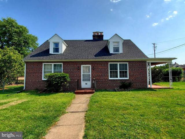 108 W 9TH Street, FREDERICK, MD 21701 (#MDFR266810) :: Jim Bass Group of Real Estate Teams, LLC