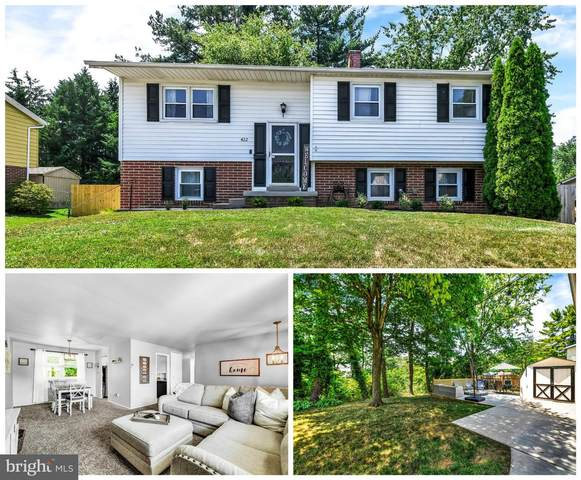 422 Haslett Road, JOPPA, MD 21085 (#MDHR248788) :: The Sky Group